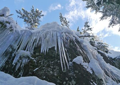 Icicle Bluffs
